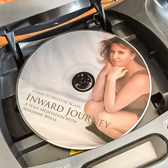 Marianne Wells Yoga CD