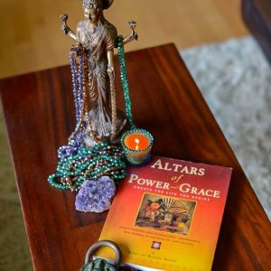 Altars of Power and Grace by Robin Mastro