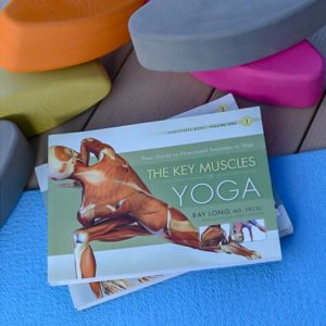 The Key Muscles of Yoga: Scientific Keys Volume 1 by Ray Long