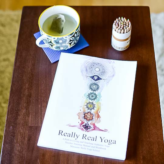 Yoga Store Really Real Book