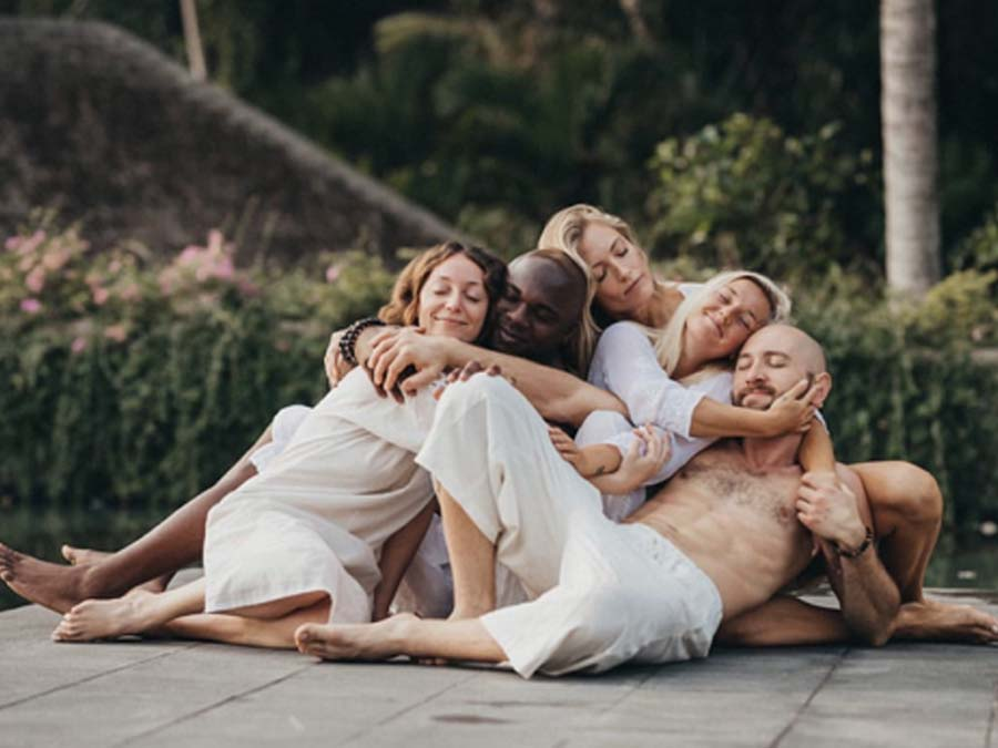 Yoga Training The Practice of Love